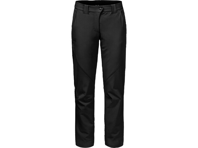 Jack Wolfskin Chilly Track XT Pantaloni Donna, black